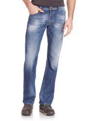 DIESEL | Zatiny Bootcut Jeans | Lyst