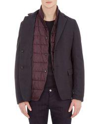 Jil Sander Reversible Two-button Dalmine Sportcoat - Lyst