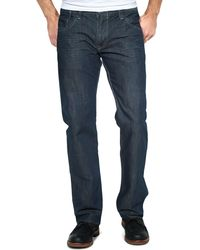 Levi's Big And Tall 559 Relaxed Straight-Leg Slicker-Wash Jeans - Lyst