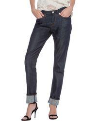 3x1 Retro Straight Leg Jeans - Lyst