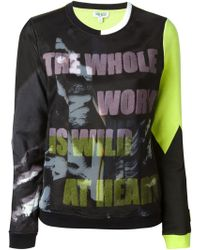 Kenzo 'Wild At Heart' Sweatshirt - Lyst