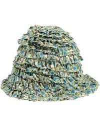 Karen Walker Hat - Lyst