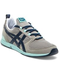 Onitsuka Tiger Gray Ultracer Sneaker - Lyst