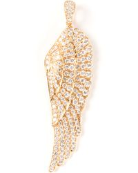 Garrard - Single Wing Pendant - Lyst