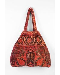 Urban Outfitters - Fresco Towels Casbah Sunset Towel Tote Bag - Lyst