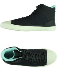 Alexander McQueen x Puma High-Tops & Trainers black - Lyst