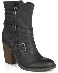 Steve Madden Raleigh Ankle Boots - Lyst