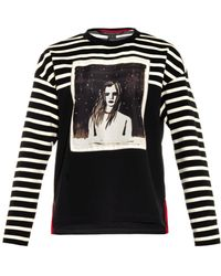 Marc By Marc Jacobs - Dreamy Rhea Cotton Sweatshirt - Lyst