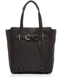 Etienne Aigner - Filly Stag Pebbled Tote - Lyst