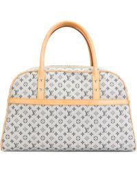 Louis Vuitton | Denim Monogram Tote | Lyst