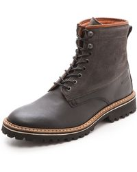 Wolverine 1883 Tomas Plain Toe Boots - Lyst