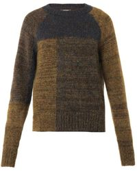 Isabel Marant Naoko Patch Sweater - Lyst