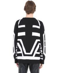 KTZ Wool Ski Sweater - Black