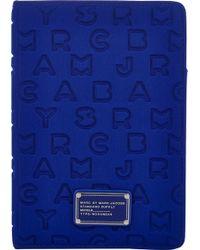 Marc Jacobs - Dreamy Logo Ipad Mini Book Case - Lyst