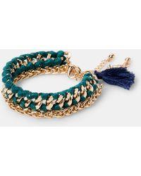 Violeta by Mango | Mixed Bracelet Set | Lyst