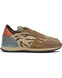 Valentino Tiger Trainers - Lyst