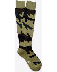 Valentino | Cotton Socks | Lyst