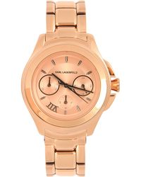 Karl Lagerfeld Karl 7 Klassic Watch - Lyst