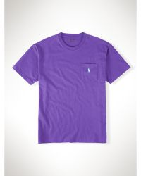 Polo Ralph Lauren Classic Fit Pocket T-Shirt - Lyst