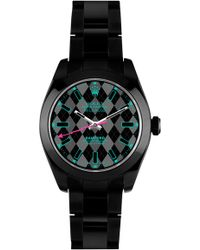 Bamford Watch Department - Bamford Watch Department Turquoise and Grey Argyle Rolex Milgauss - Lyst