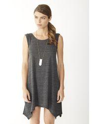 Alternative Apparel Sharkbite Dress - Lyst