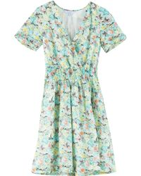 Paul & Joe Printed Dress - Lyst