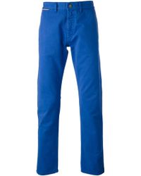 Marc Jacobs Straight Leg Trousers - Lyst
