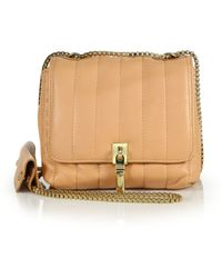 Elizabeth And James Cynnie Mini Quilted Leather Shoulder Bag - Lyst