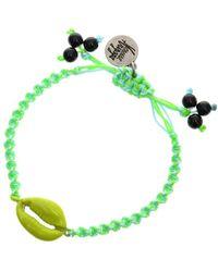 Venessa Arizaga - Cowrie Shell Friendship Bracelet - Lyst