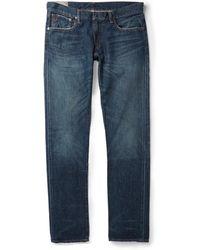 Polo Ralph Lauren Sullivan Washed-Denim Jeans - Lyst