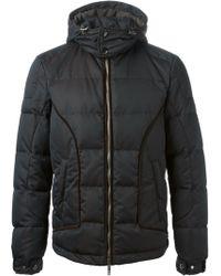 Etro Padded Jacket - Lyst