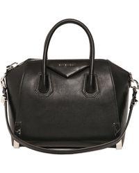 Givenchy Small Antigona Metal Corners Leather Bag - Lyst