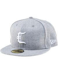Crooks And Castles The Stadium C Fitted Hat - Lyst