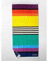 Gap Sunnylife® Stripe Beach Towel multicolor - Lyst