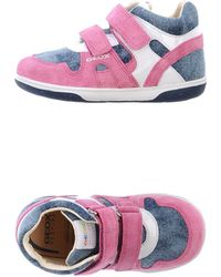 Geox High-tops  Trainers - Lyst