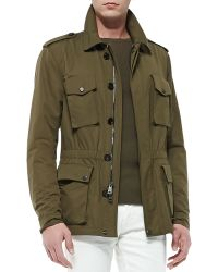 Ralph Lauren Black Label Safari Jacket - Lyst