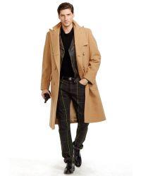Polo Ralph Lauren Camelhair Polo Coat - Lyst