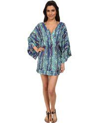 ViX Stone Kimono - Lyst