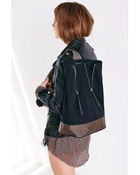 State Bags - Ashton Canvas Stripe Tote Bag - Lyst