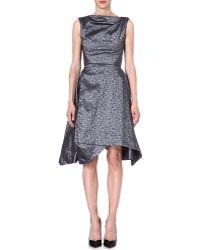 Vivienne Westwood Anglomania Aztek Embroidered Dress - Lyst