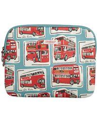 Cath Kidston Bus Print Ipad Case - Lyst