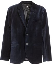 H&M | Cotton Velvet Jacket | Lyst