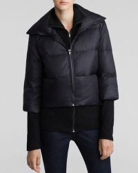 Eileen Fisher - Double Layer Down Jacket - The Fisher Project - Lyst