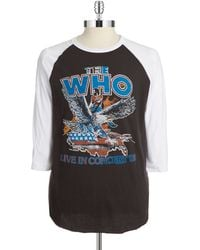 Junk Food The Who Tee - Lyst