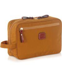 Bric's X-travel Nylon Beauty Case - Purple