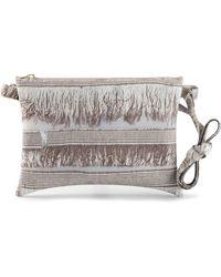 Luisa Cevese Riedizioni - Small Pocket Bag - Lyst