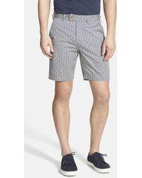 Ted Baker Men'S 'Vivacia' Print Shorts - Lyst