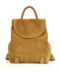 Maiyet - Whipstitched Suede Backpack - Lyst