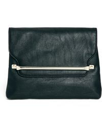 Asos Sleek Bar Clutch Bag - Lyst