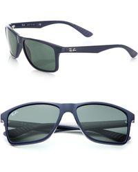 Ray-Ban | Rectangle 58mm Sunglasses | Lyst